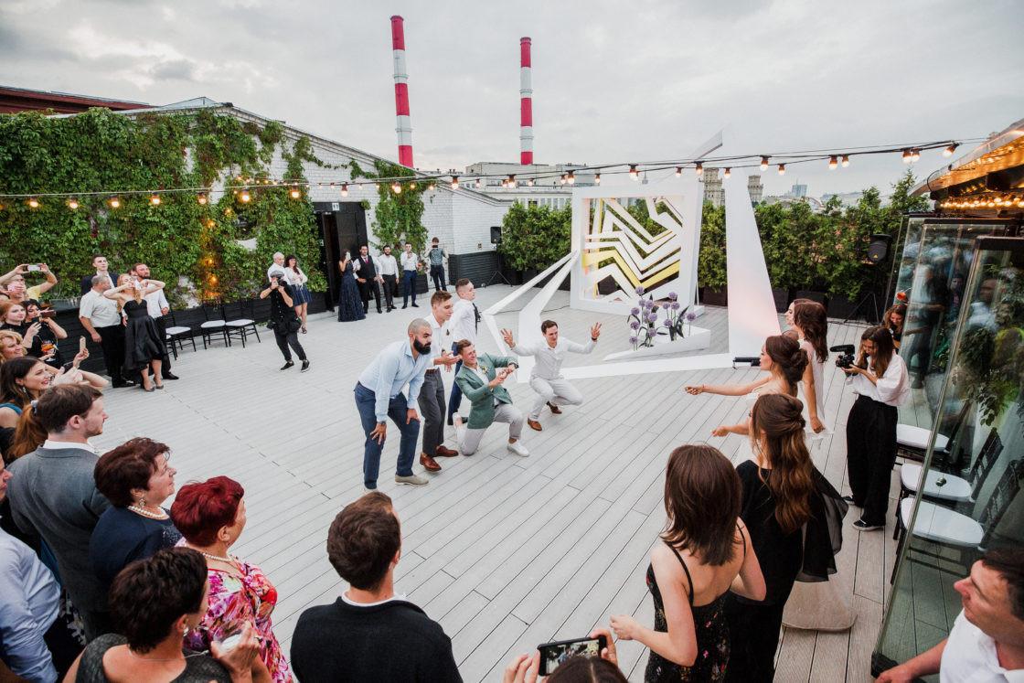 Все о свадебном танце жениха и невесты