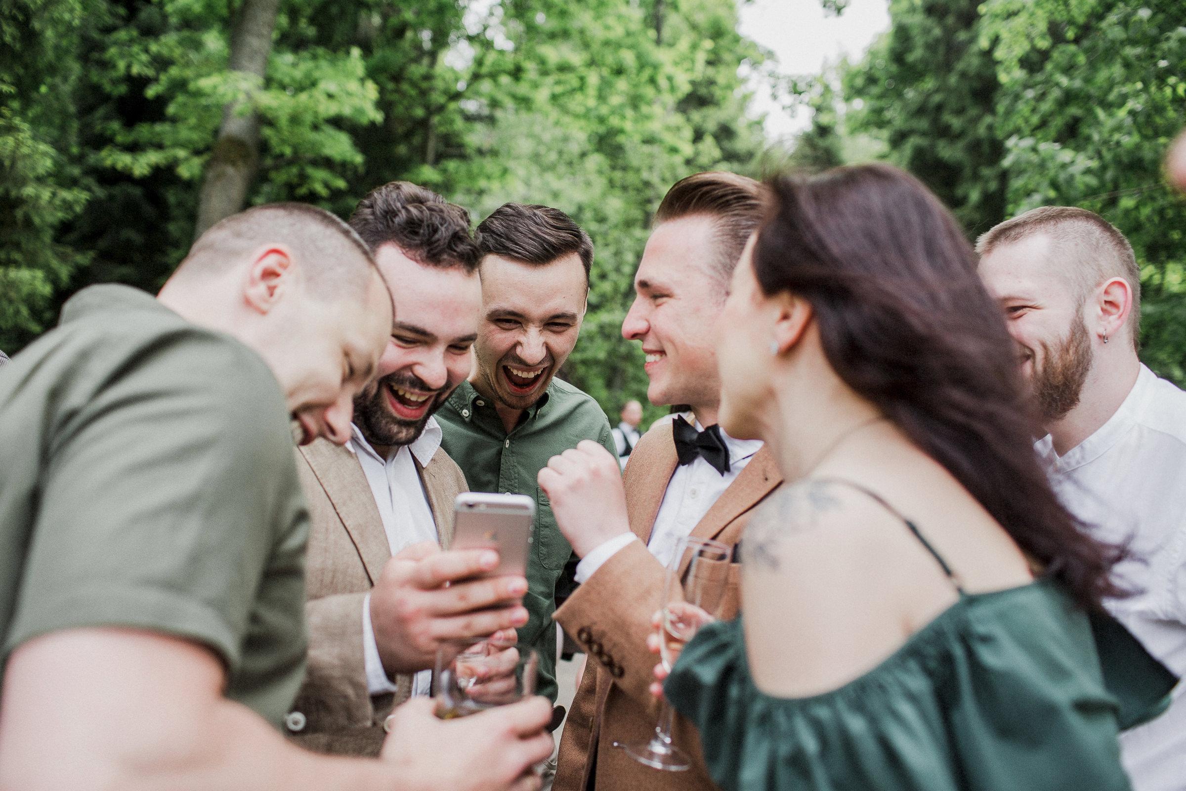 Как позаботиться о гостях на свадьбе