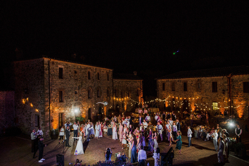 Шарм Тосканы: свадьба в Италии
