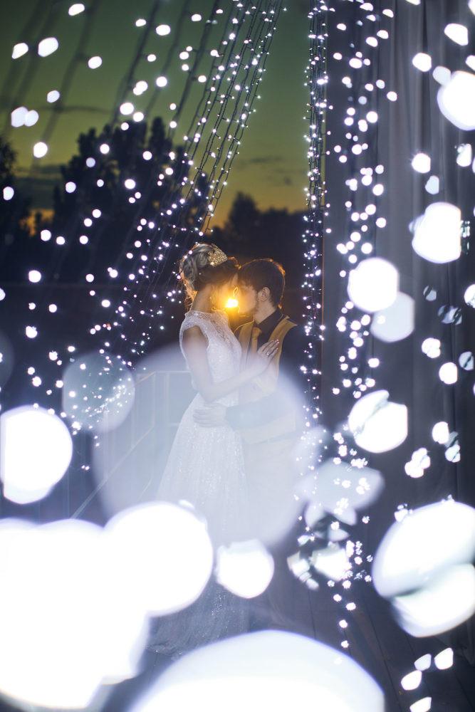 В отражении тебя: камерная свадьба в Барвихе