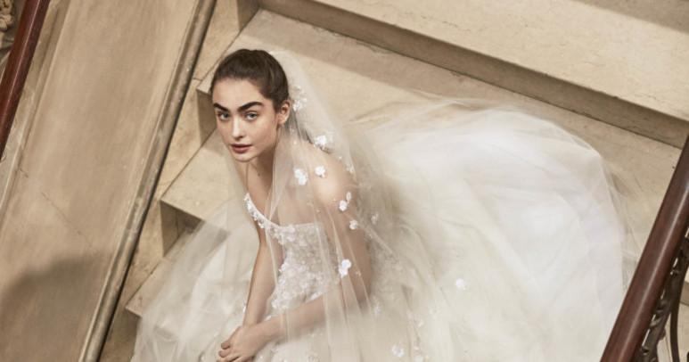 Bridal Fashion Week 2019: самые красивые свадебные