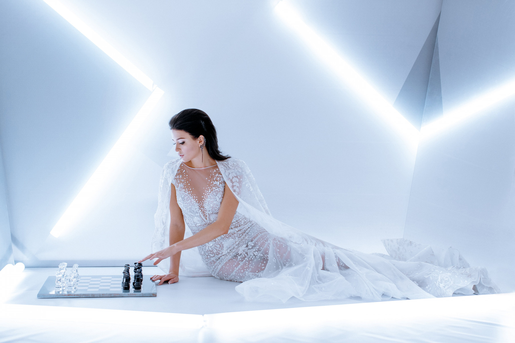 Вдохновляющие fashion-съёмки свадебных профессионалов