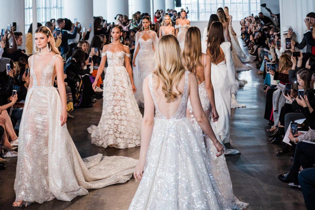 Лучшие свадебные платья сезона весна-лето 2020