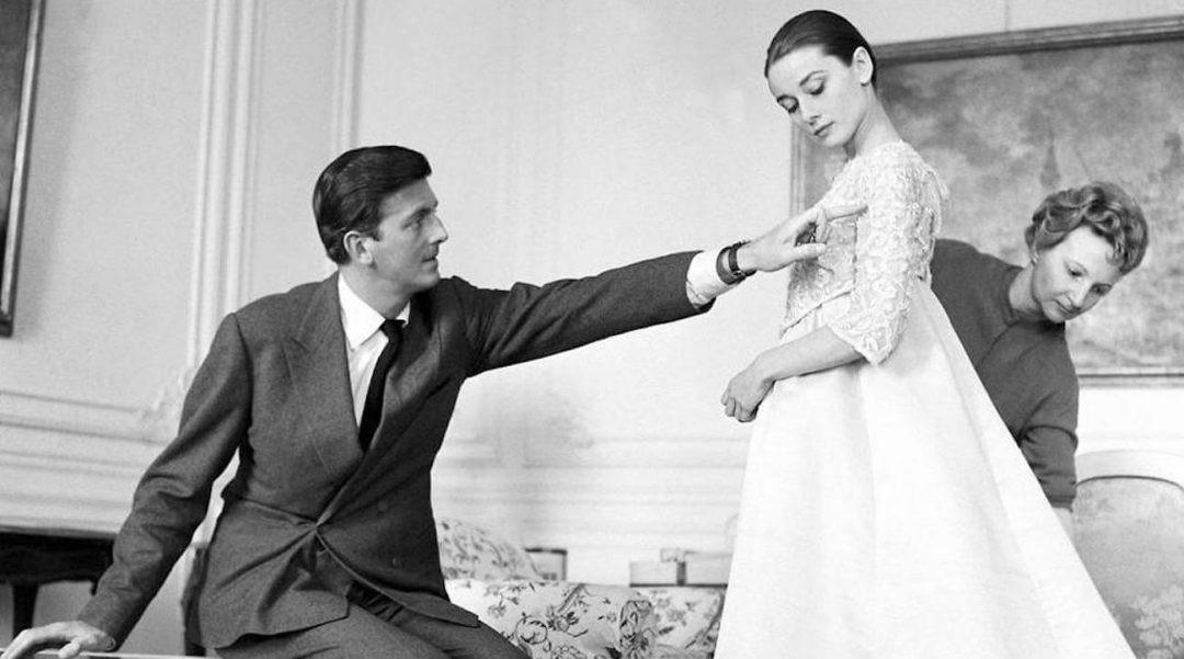 5 свадебных платьев Givenchy с интересной историей