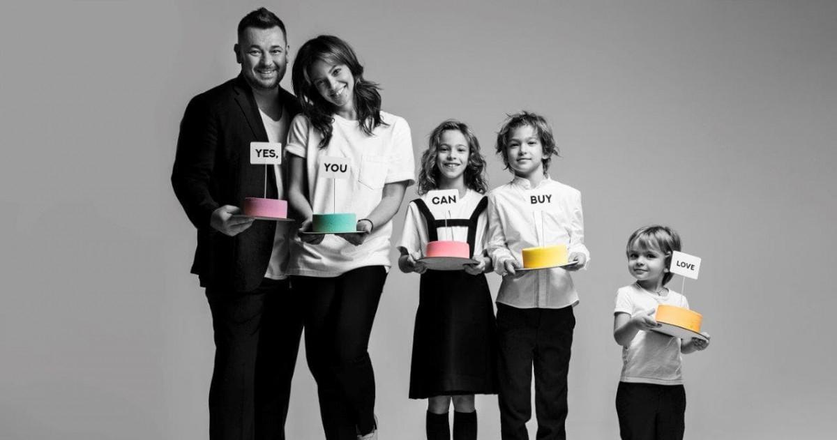 Семья, любовь и сладости: интервью с семьей