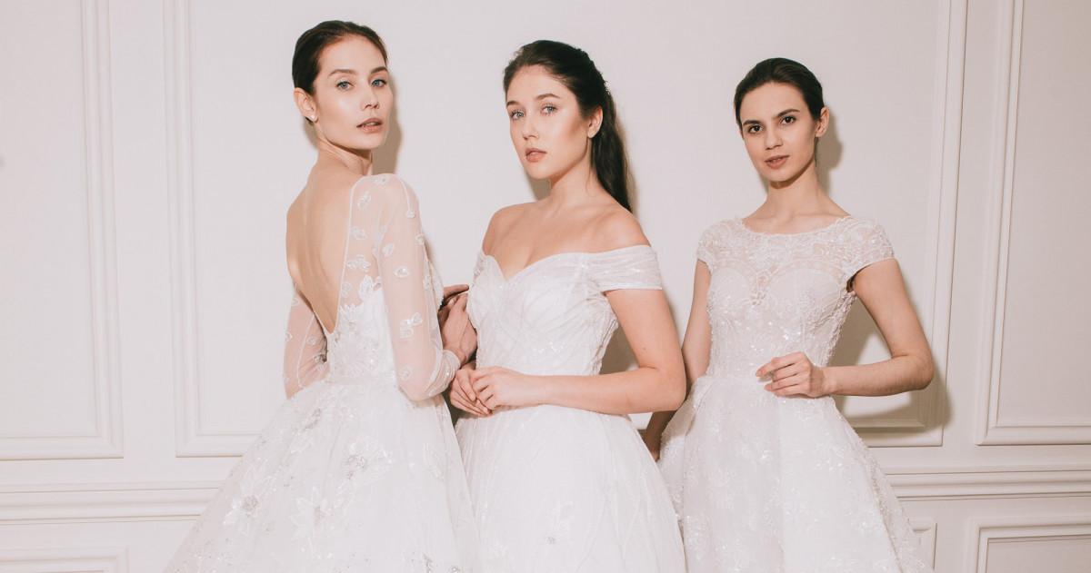 20 очень красивых свадебных платьев Zuhair Murad