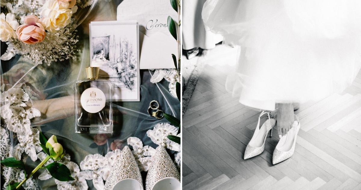 Какие духи выбрать невесте: 10 новых ароматов