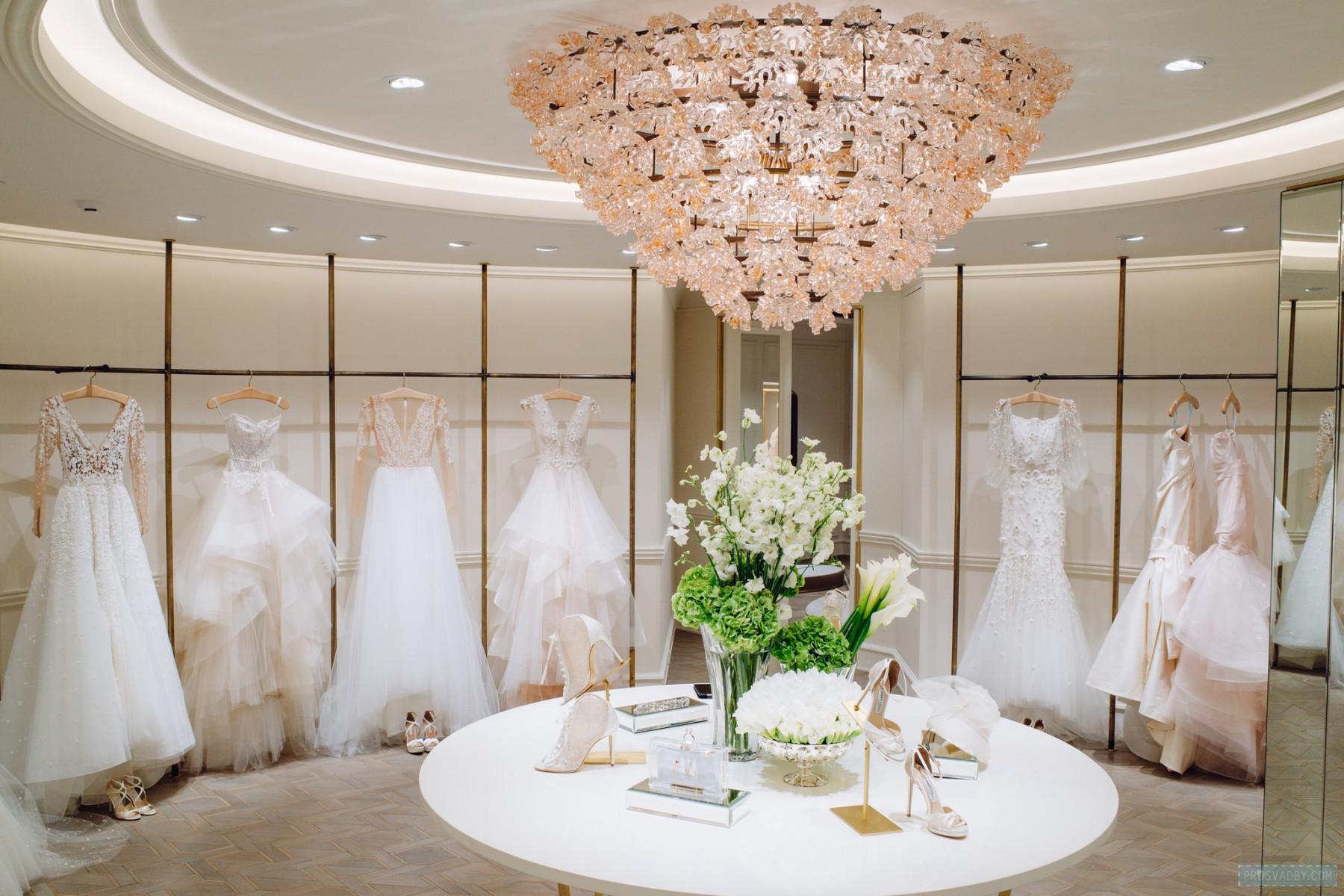 Wedding by Mercury: свадебное пространство с роскошным