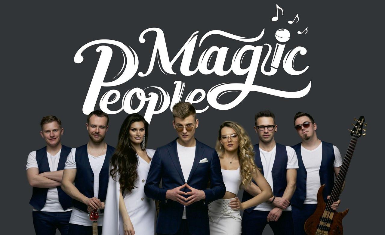 «Magic People»: интервью с кавер-группой, задающей тренды