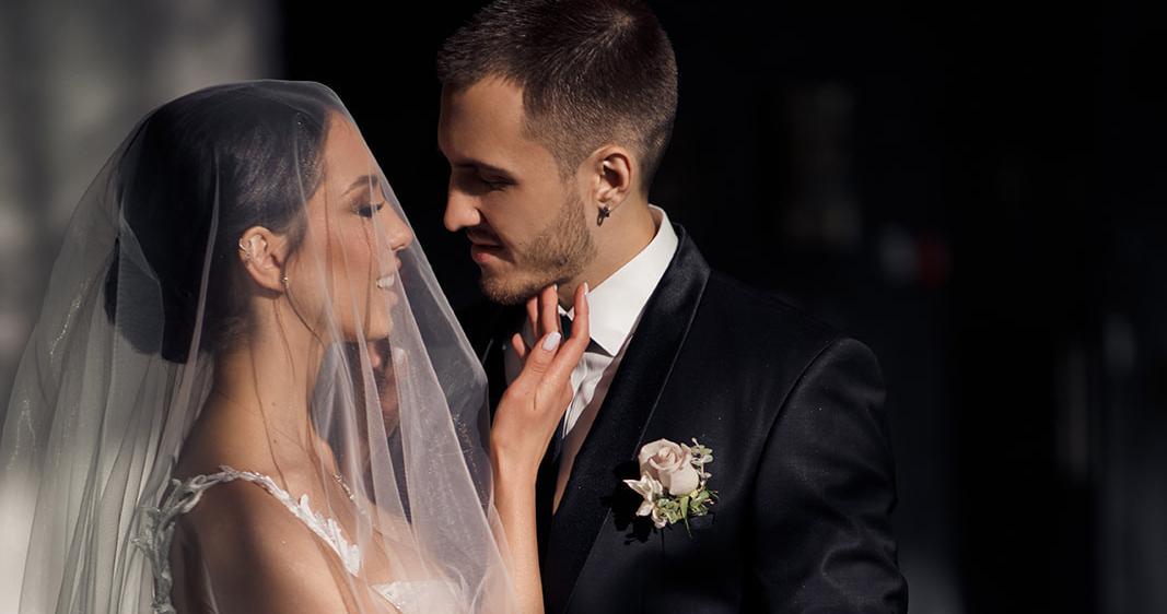 Эмоциональная свадьба в центре Москвы