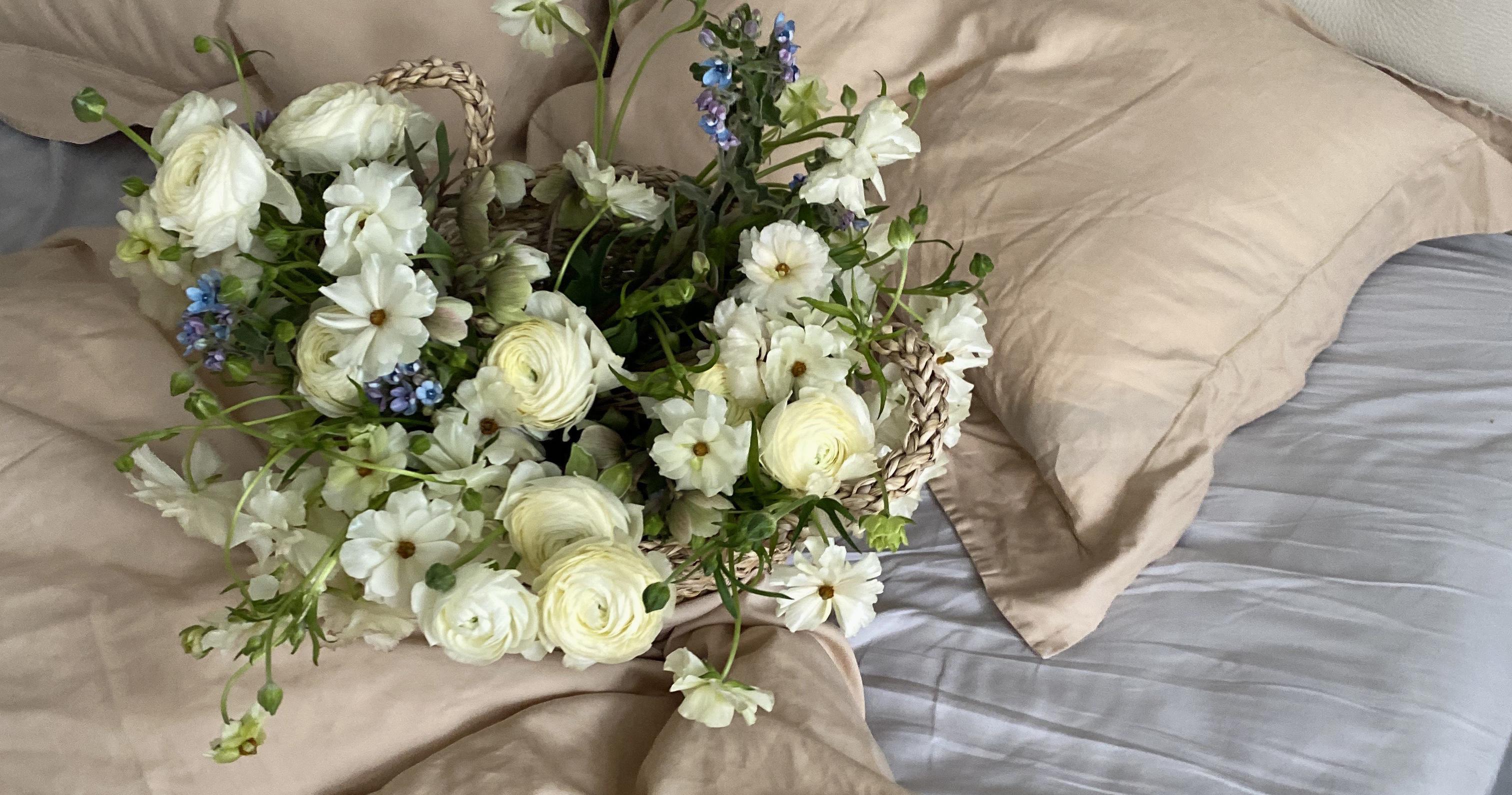 Где заказать красивый букет цветов с доставкой