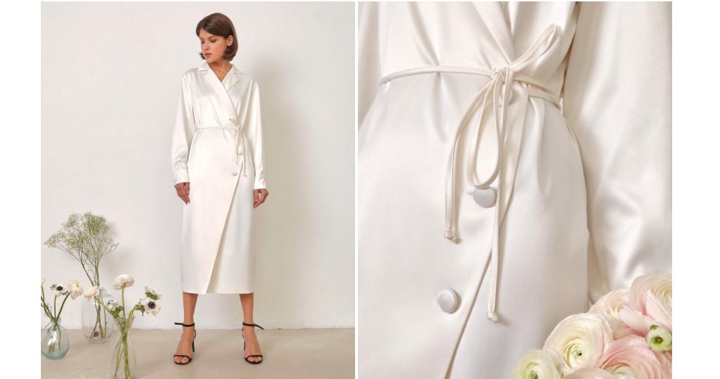 Несвадебные свадебные платья российских брендов
