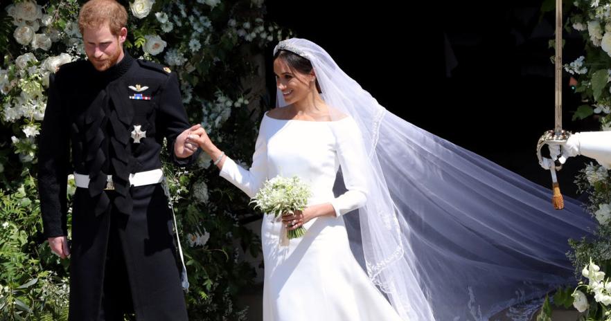 Все, что известно о второй свадьбе Меган