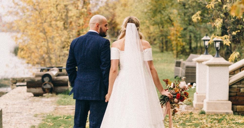 Три причины планировать свадьбу на осень