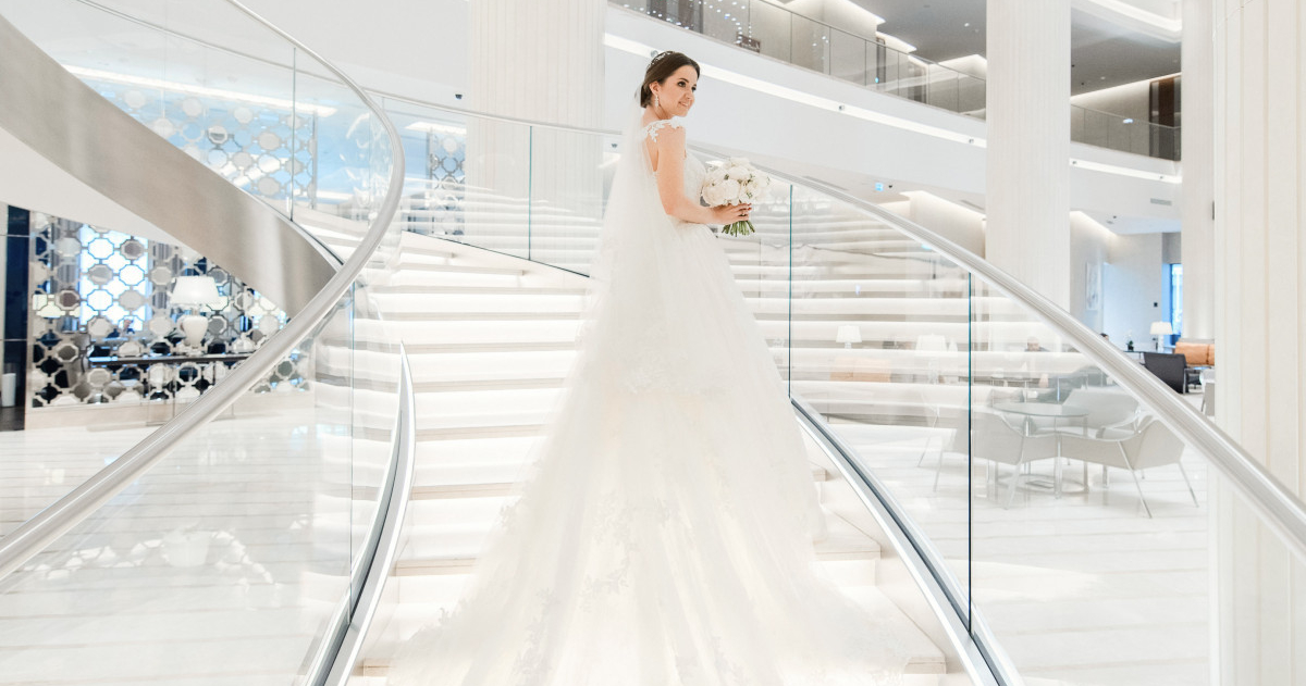 9 лучших площадок России для свадьбы