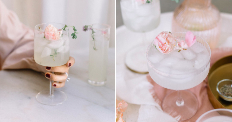 Cotton candy, flowers, sorbet and other ideas