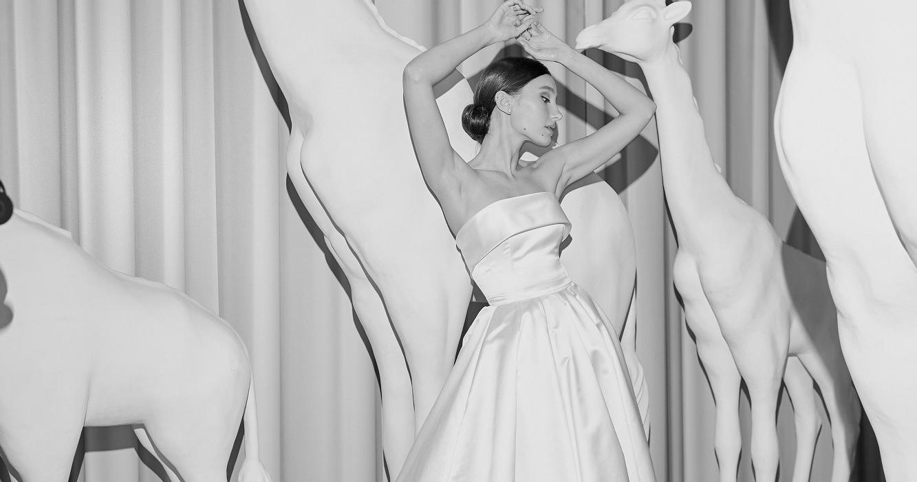 «Сюрреалистическая» свадьба, вдохновленная Сальвадором Дали