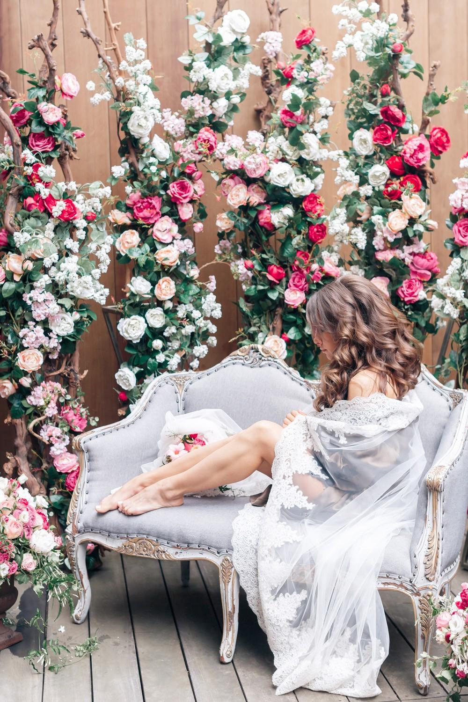 С французским шармом: свадьба в кадре Натальи