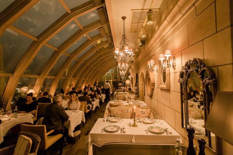 Где провести семейный ужин в Москве: 8