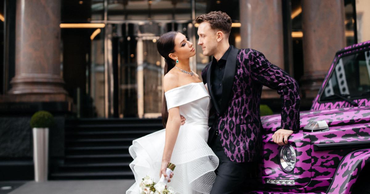 Свадьба T-Killah и Марии Беловой: как это
