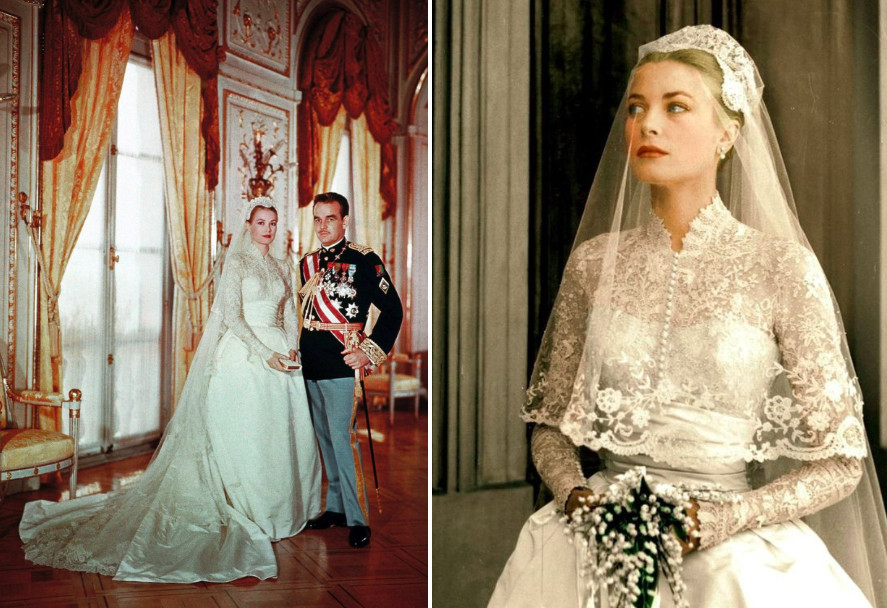 Legendary weddings: Grace Kelly and Prince Rainier