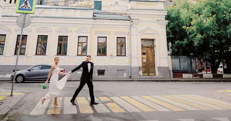6 искренних свадебных видео, снятых в Москве