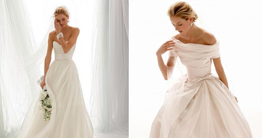 Принцесса или греческая богиня? Показываем новые платья