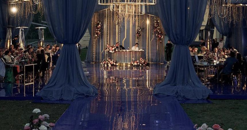 Самые яркие проекты свадебного агентства Royal Wedding