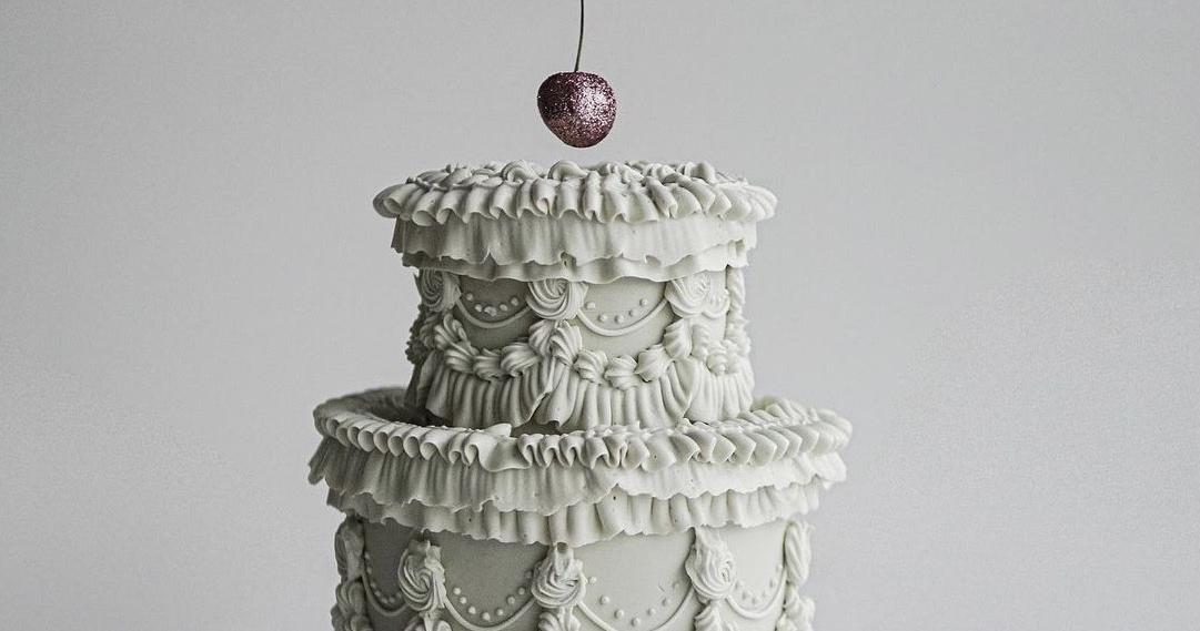 7 свежих идей для свадебного торта