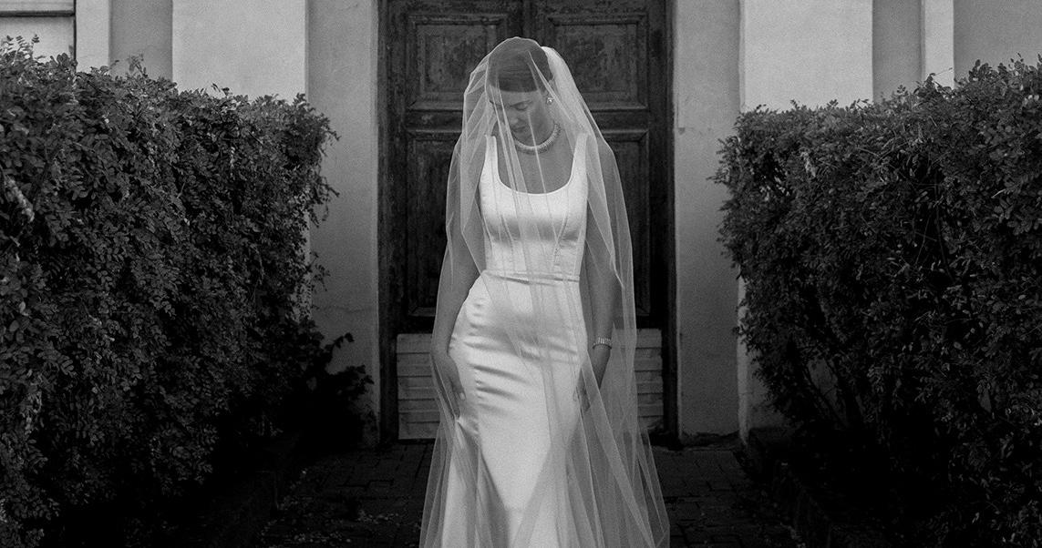 Образ невесты, вдохновленный Жаклин Кеннеди