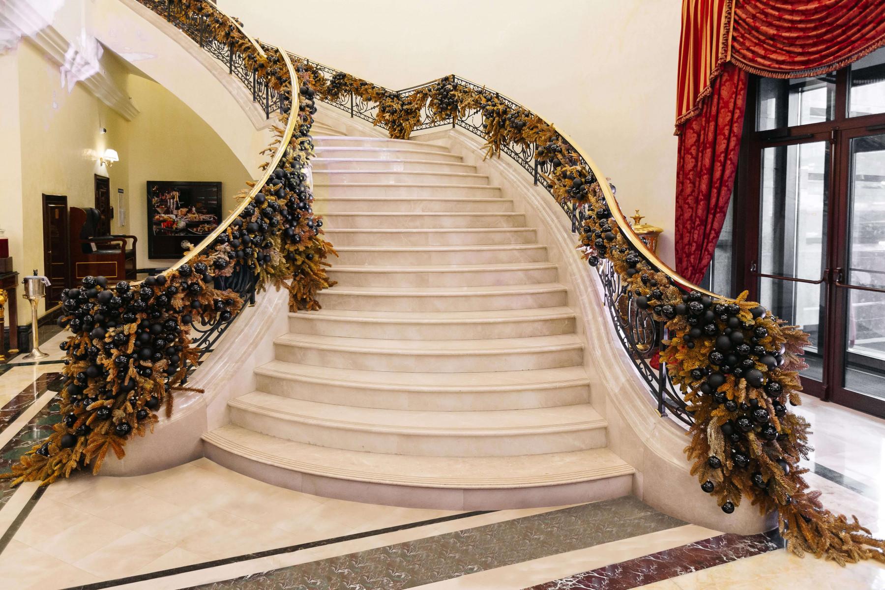 Black & Gold: пятизвездочный отель The Ritz-Carlton