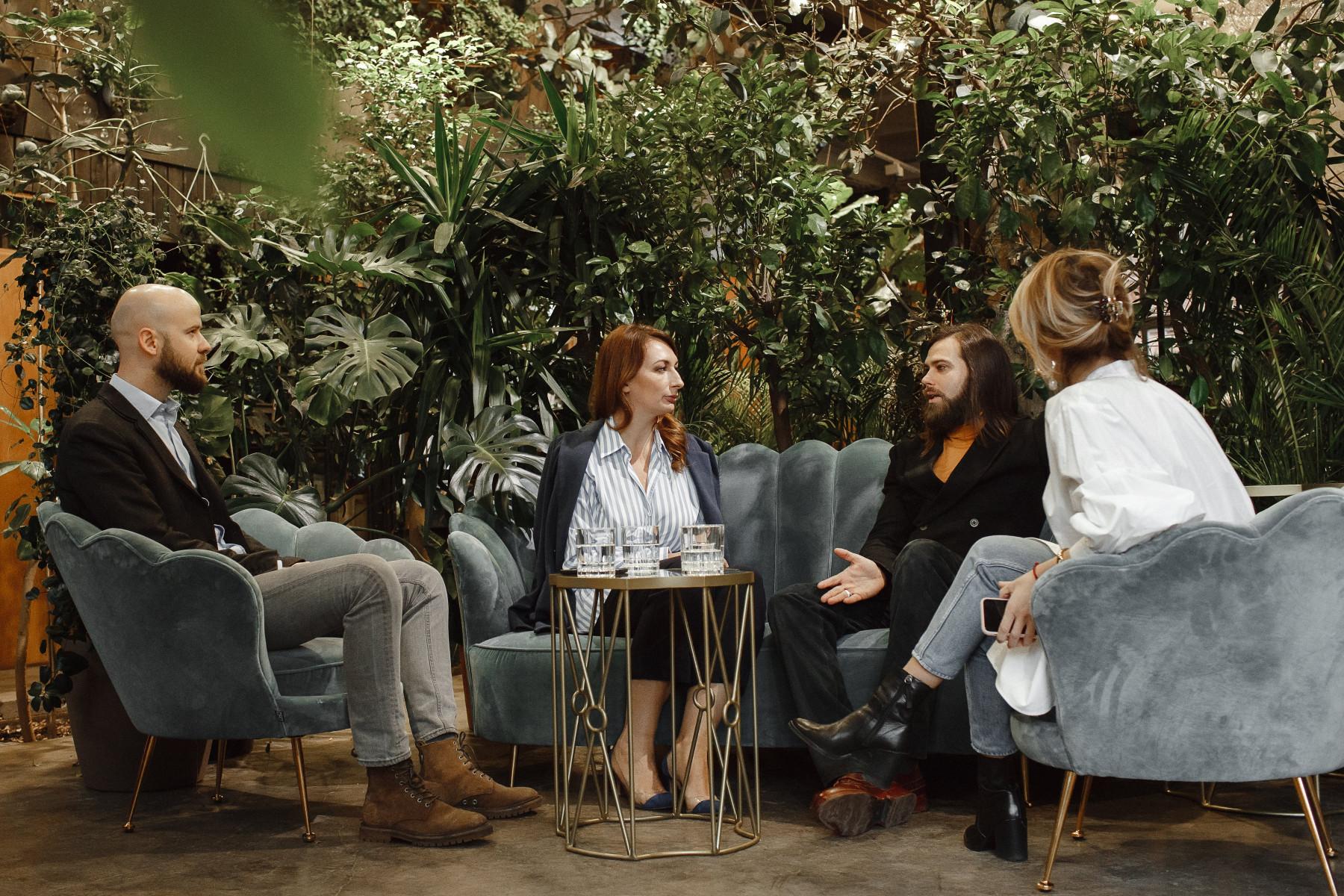 Интервью с представителями компании Decor4Rent: аренда мебели