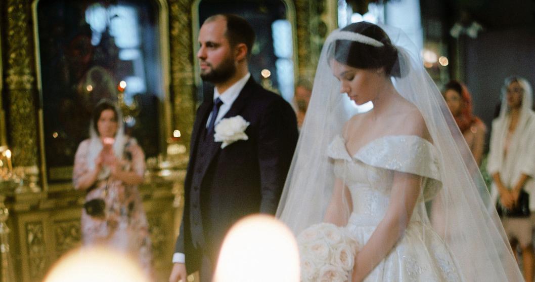 Венчание и свадьба в усадьбе Салтыковых-Чертковых