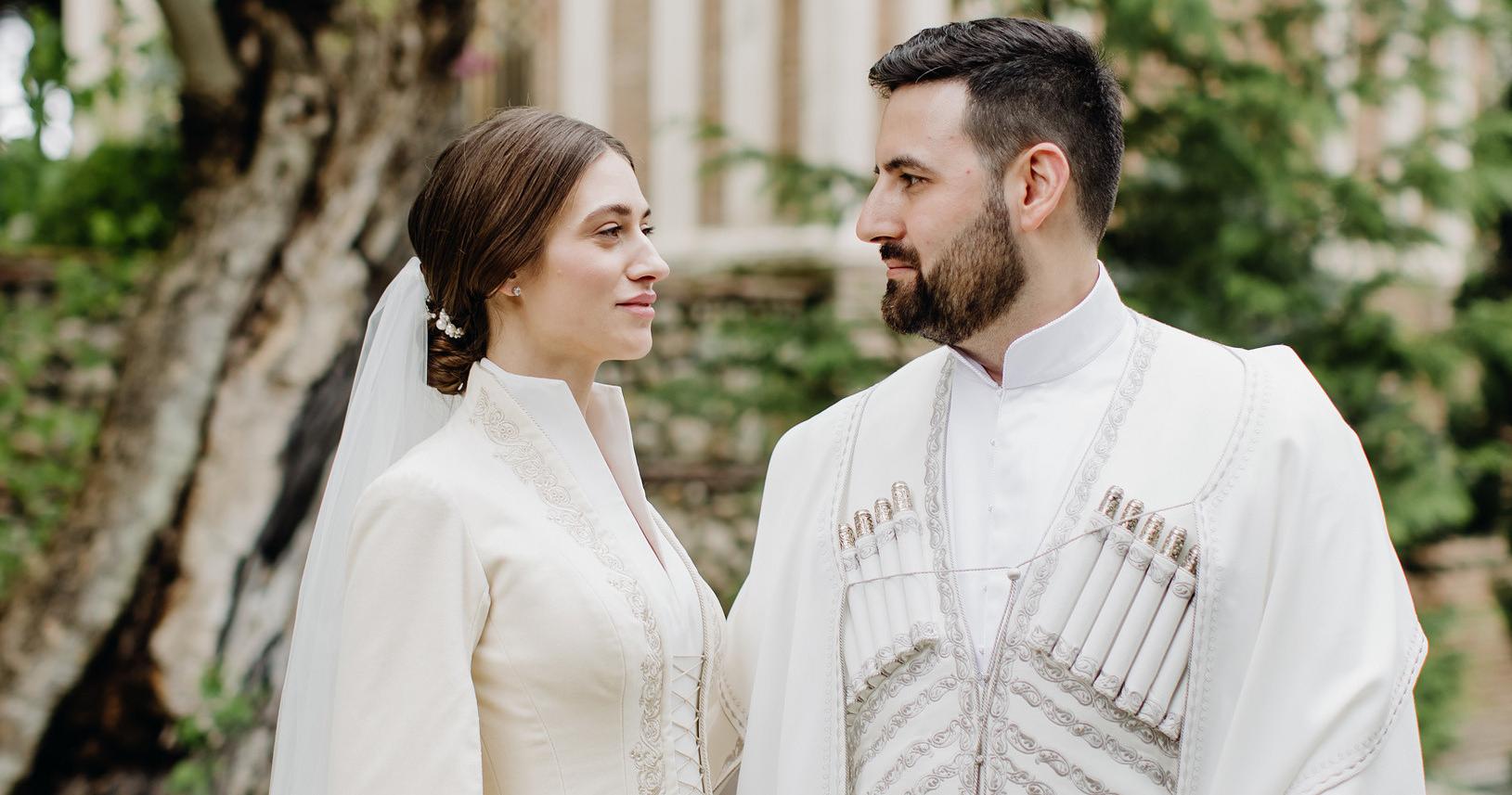 Яркая грузинская свадьба в Кахетии