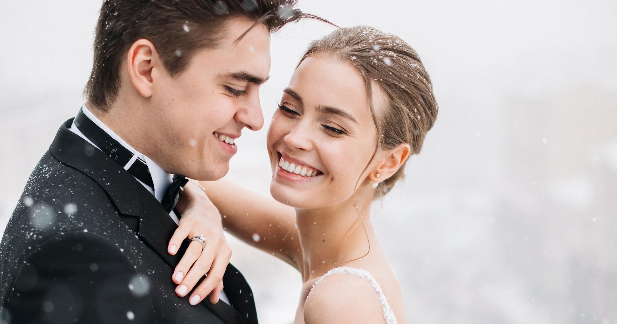 Свадьба зимой: что нужно знать