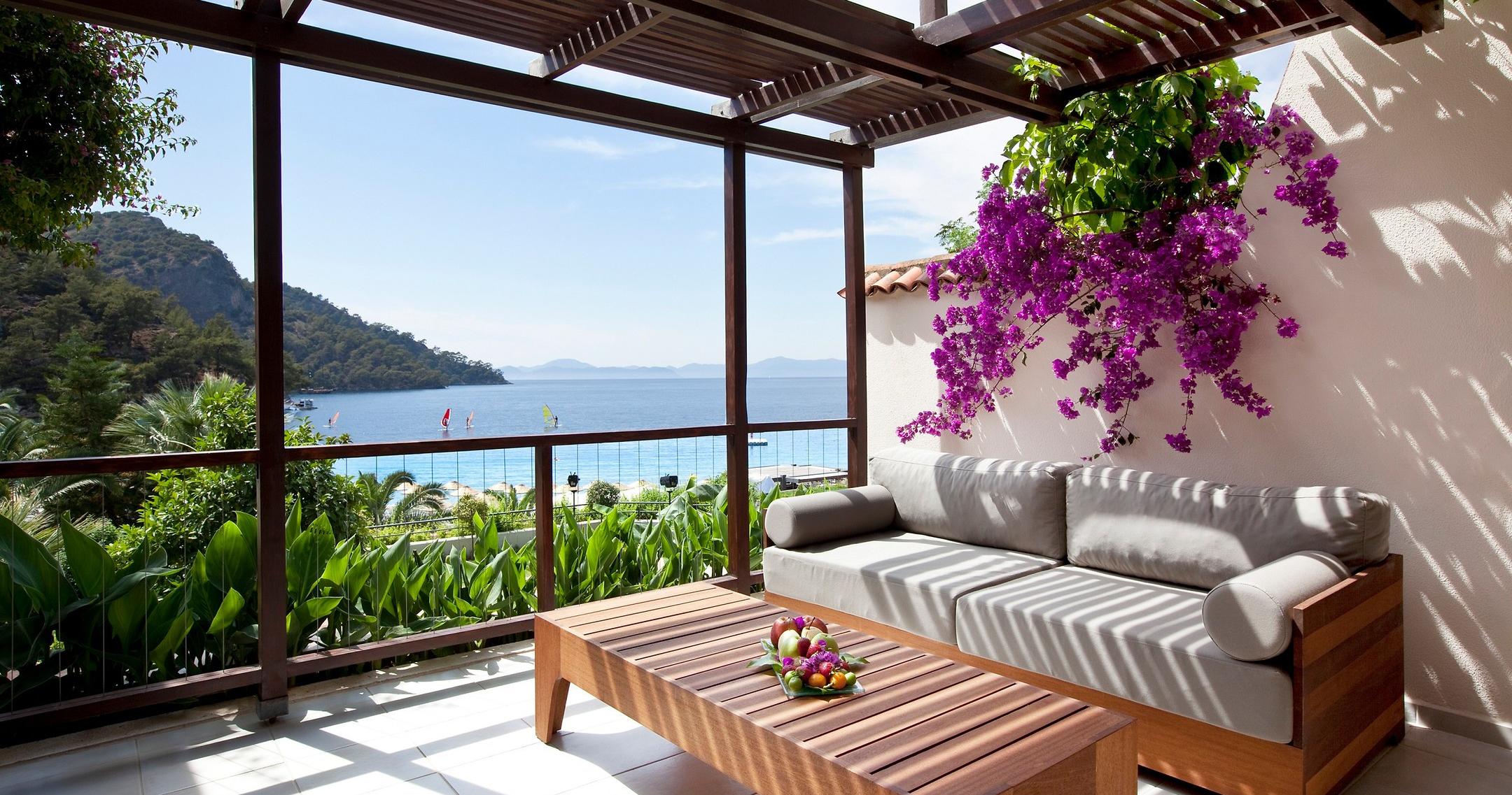 5 причин провести медовый месяц в Турции