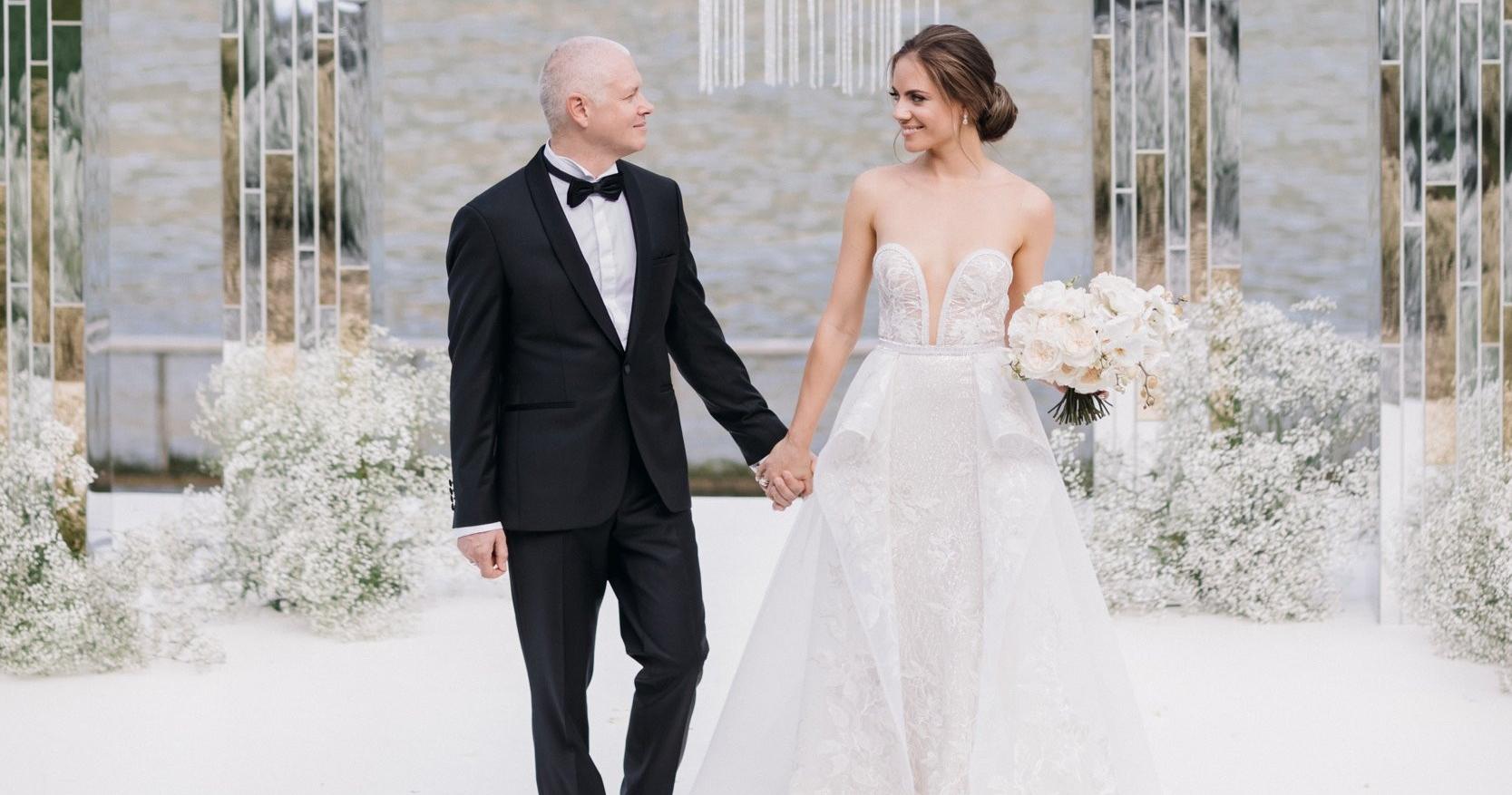 Свадьба на итальянской вилле Erba