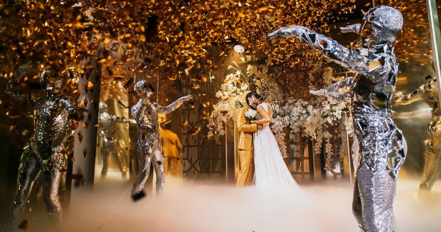 Как стать свадебным организатором: история Анастасии Морозовой