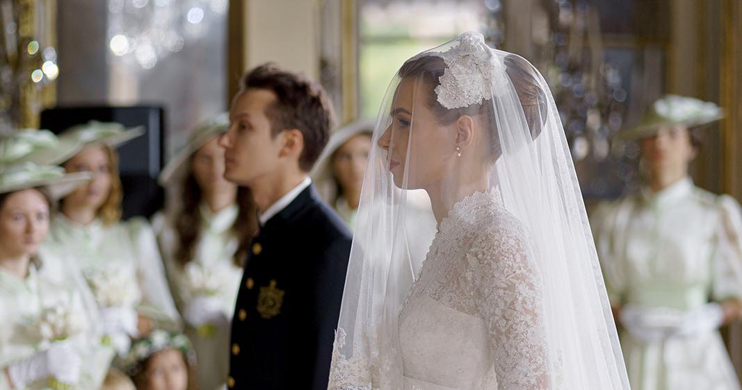 Королевская свадьба в стиле Грейс Келли