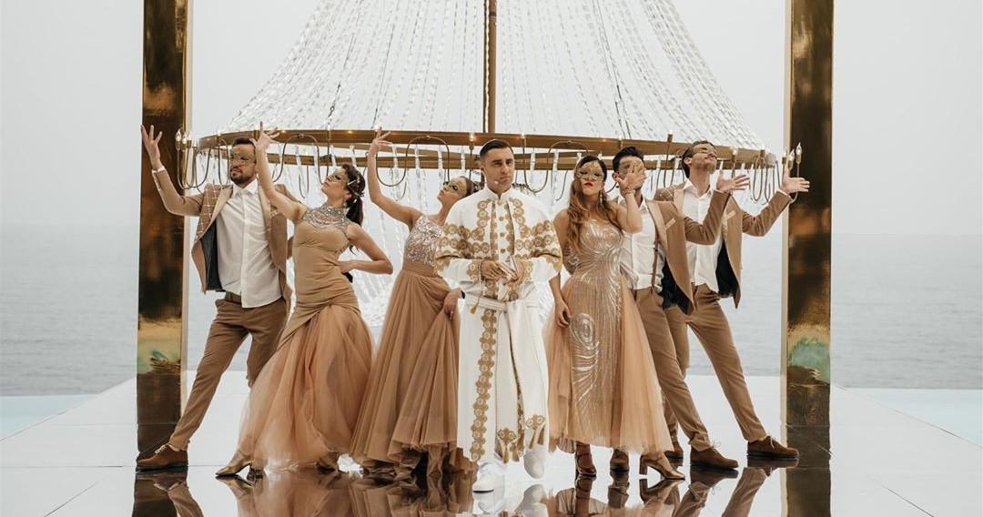 Грандиозные свадьбы и анонсы событий: новости TOP15MOSCOW