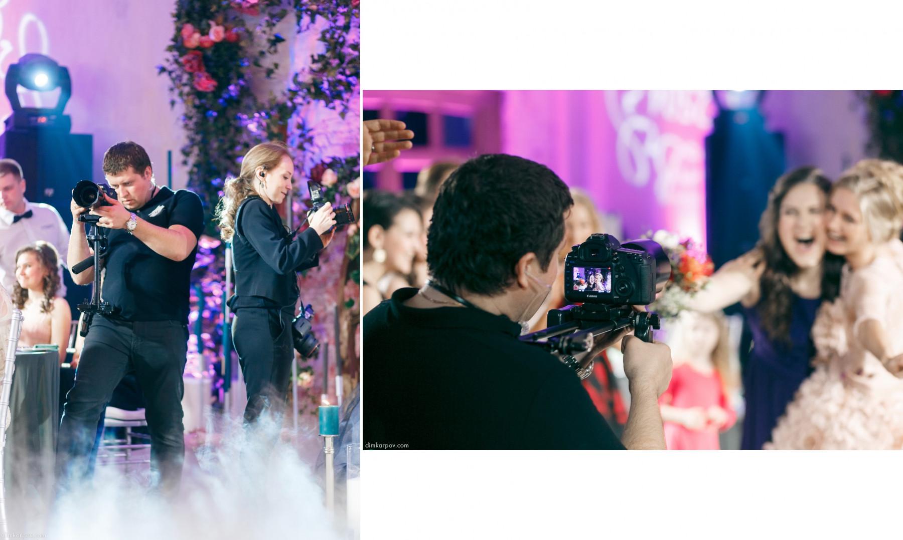 О свадебных съёмках за границей с видеографом