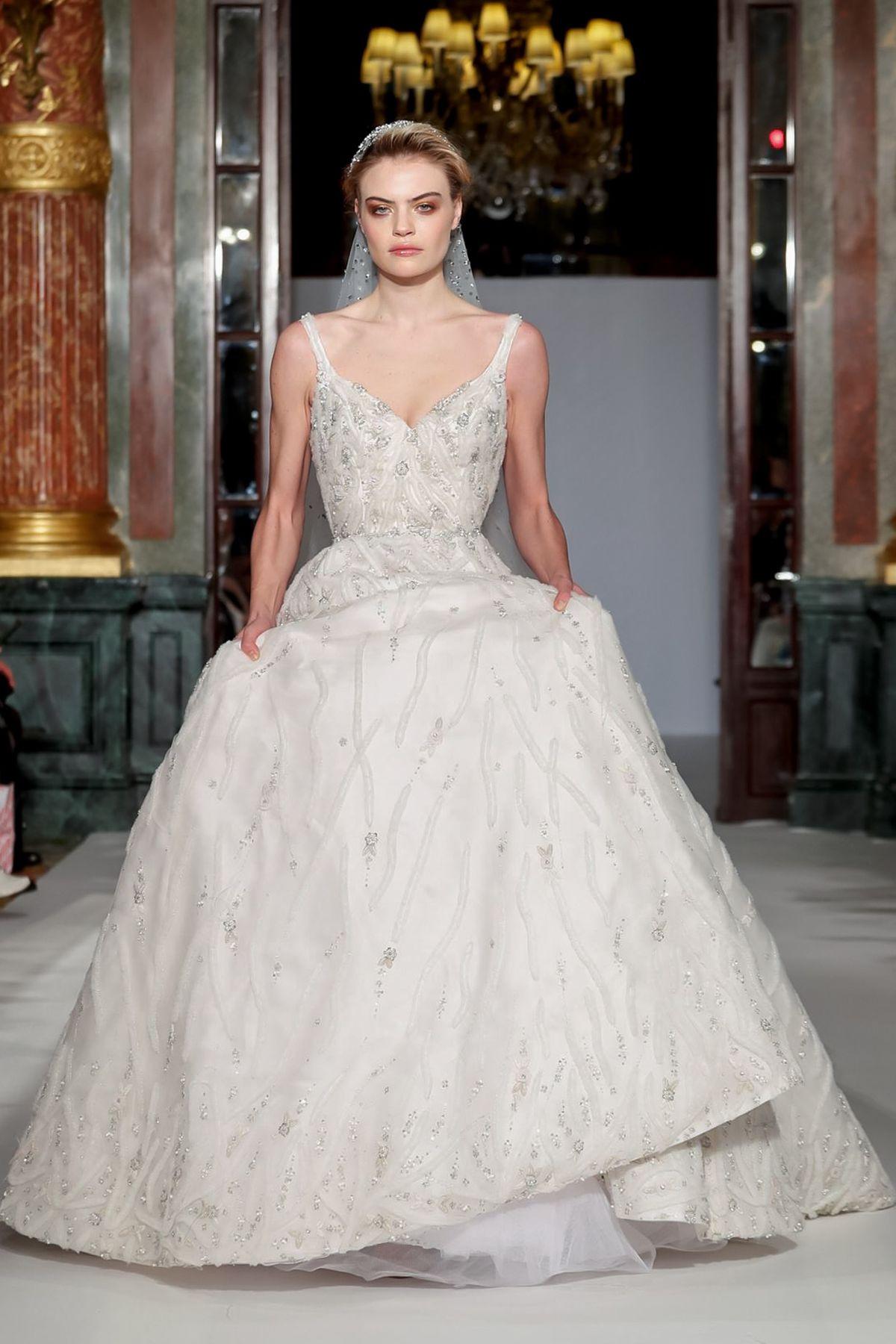 10 самых модных свадебных платьев haute couture