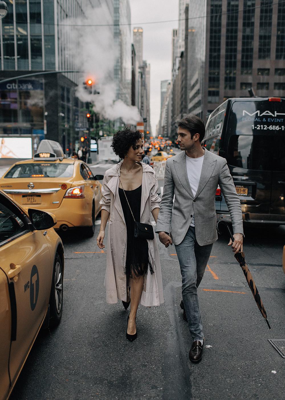 Вдохновлённые Нью-Йорком: лавстори Дарьи и Сергея