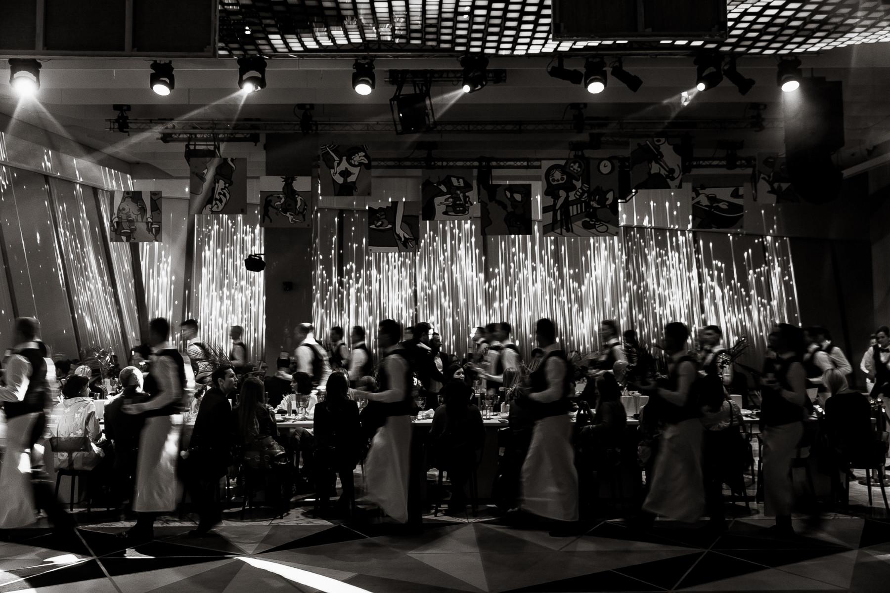 Свадебный ужин и меню: новые правила