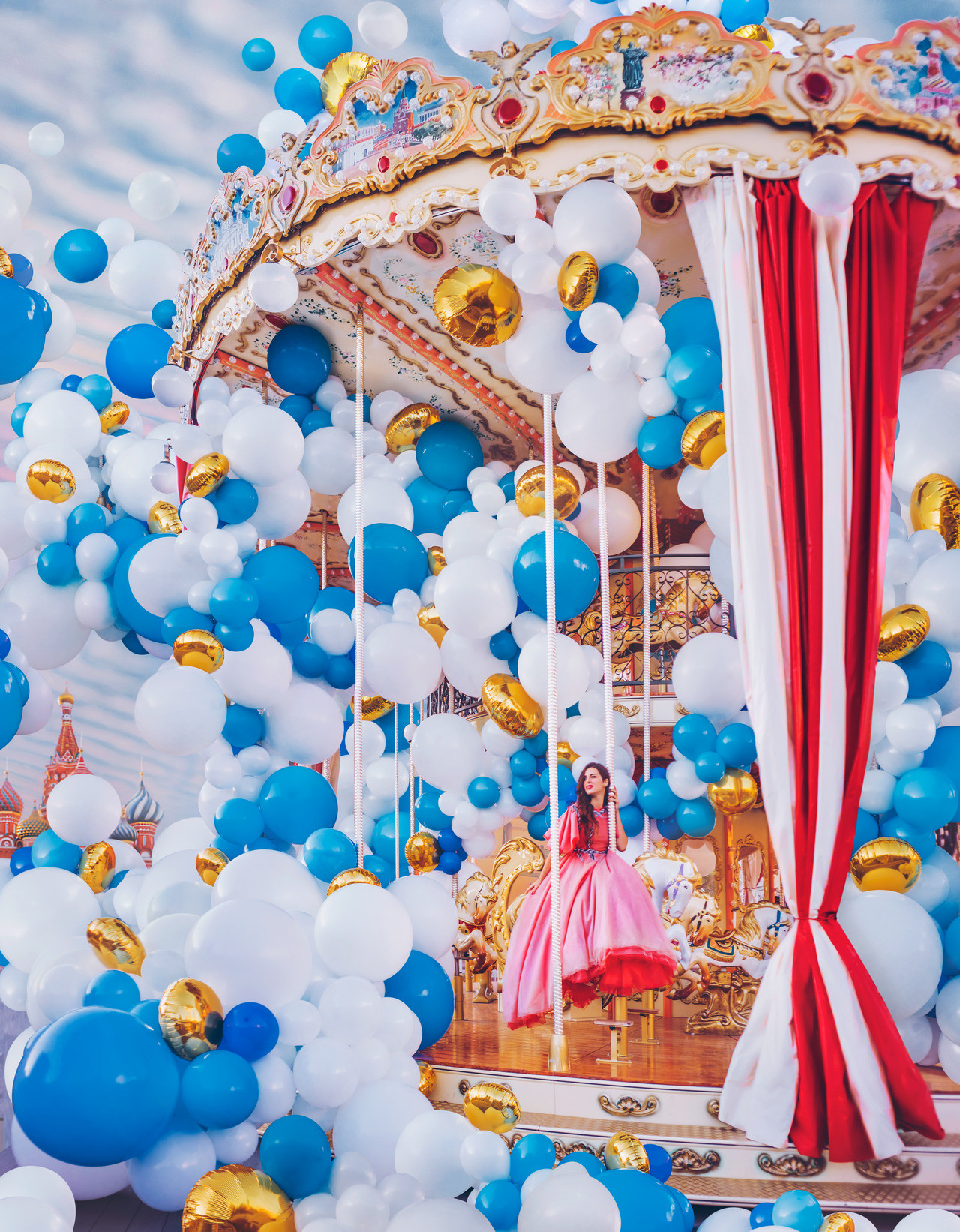 Арт-инсталляции и воздушный декор: интервью с основателем