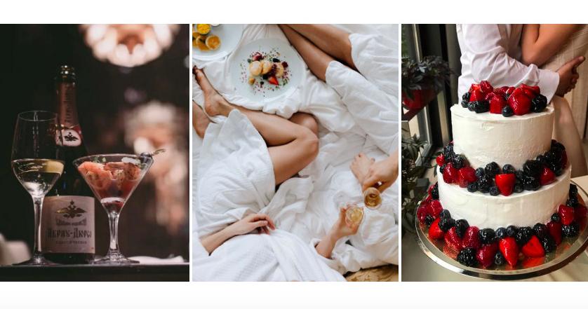 День святого Валентина: спецпредложения для влюбленных в