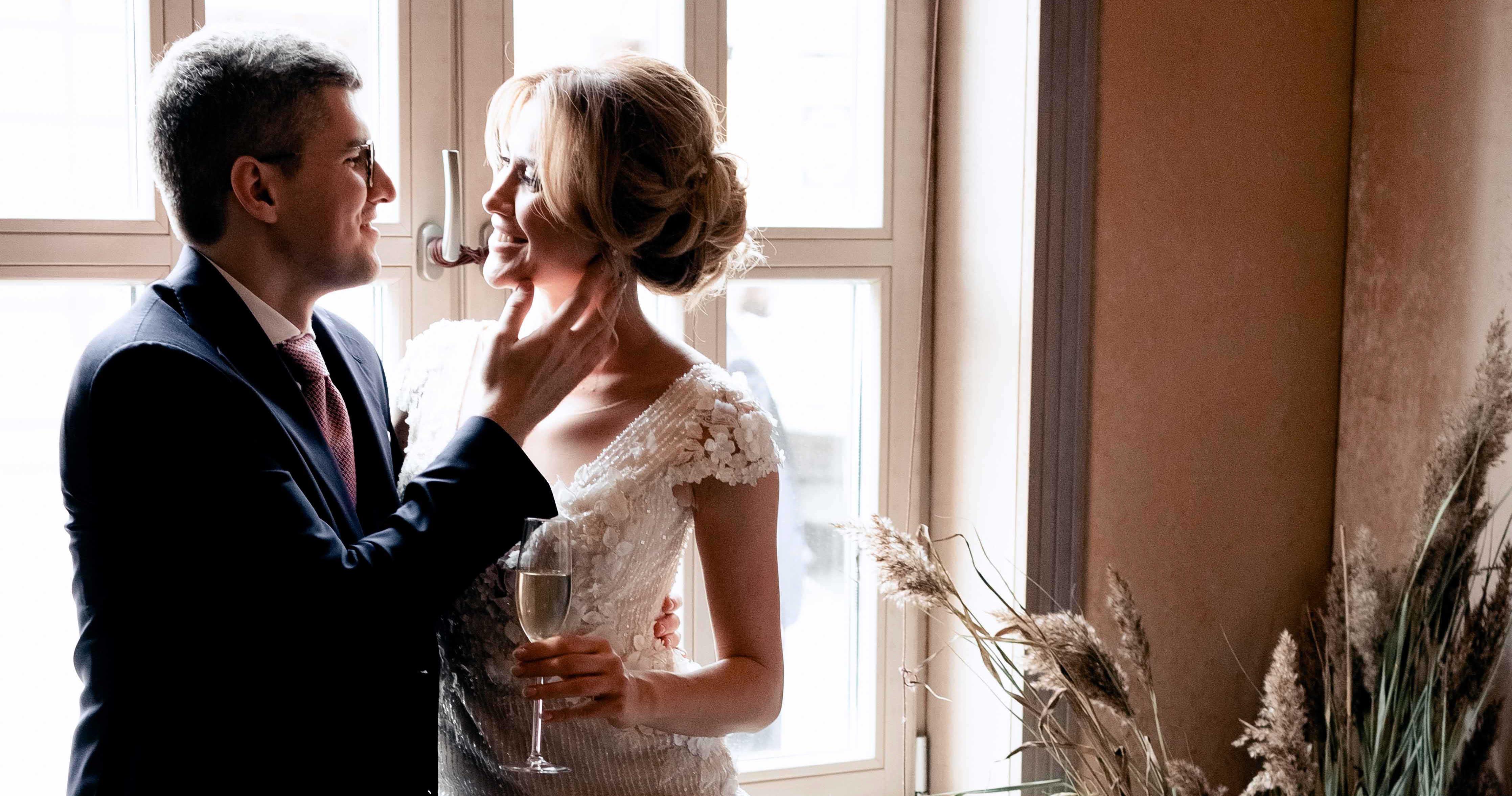 Элегантная свадьба в Подмосковье
