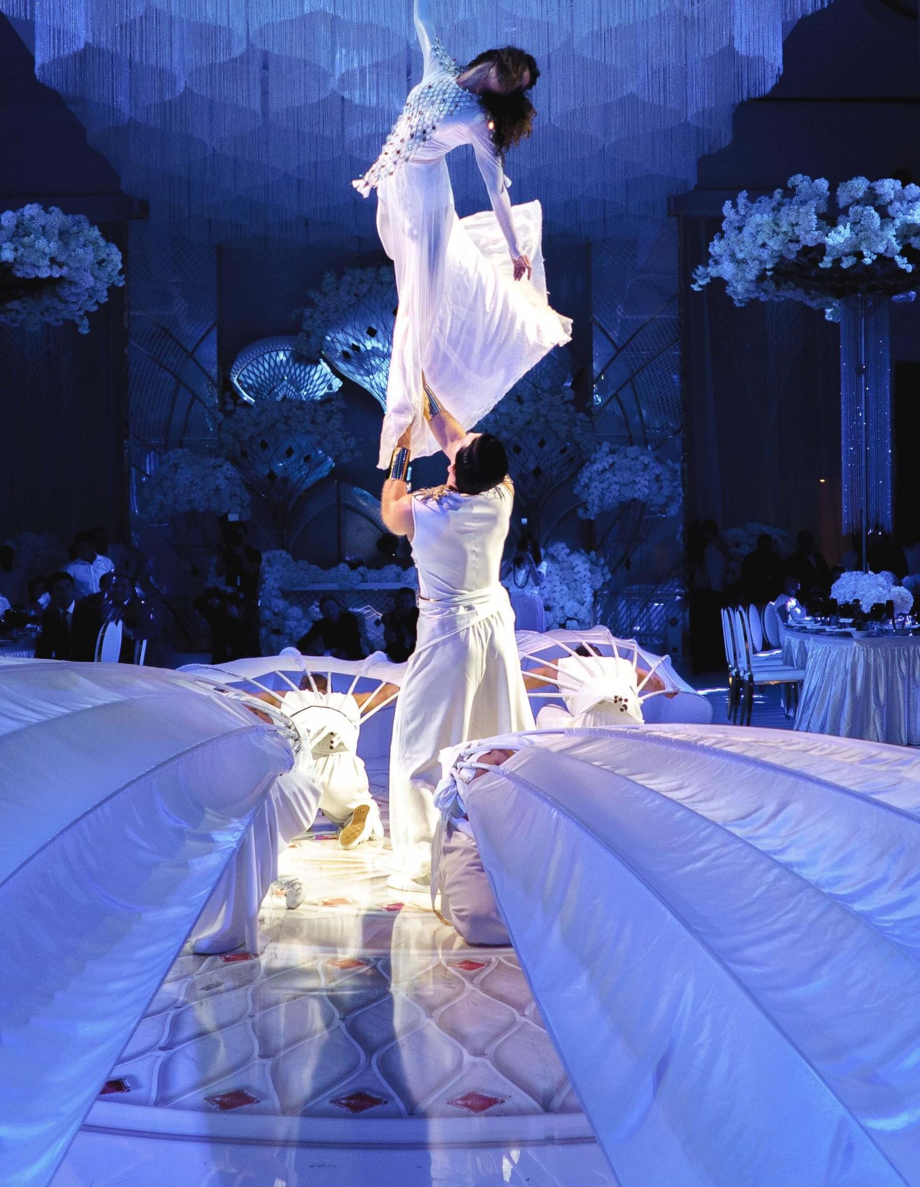 Новые свадебные тенденции 2018 года