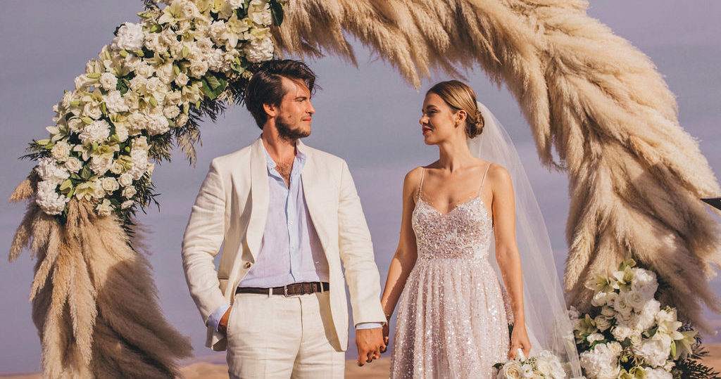 Двухдневная свадьба в Марокко