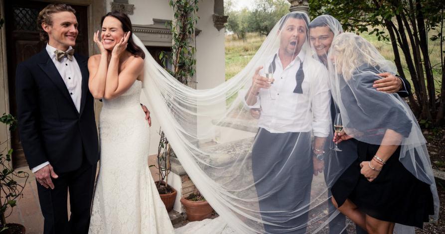 Валерий Храпов о свадебных трендах, подарках и
